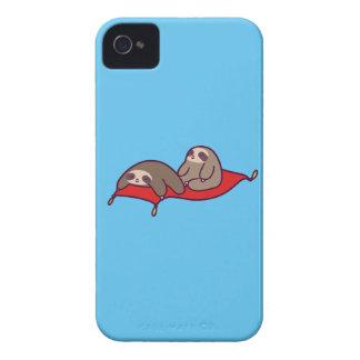 Magic Carpet Sloths Case-Mate iPhone 4 Case