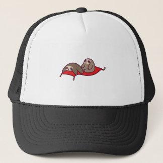 Magic Carpet Sloths Trucker Hat