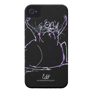 magic cat Case-Mate iPhone 4 case