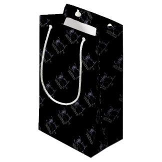 magic cat small gift bag