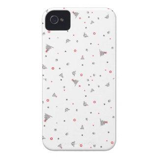 Magic Christmas Rain iPhone 4 Case-Mate Case