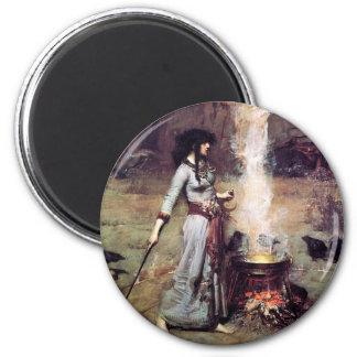 Magic Circle 1886 Waterhouse Magnet