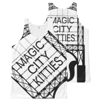 Magic City Kitties All Over Tank