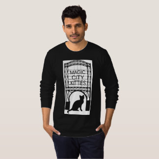 Magic City Kitties Men's Long Sleeve T T-Shirt