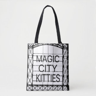 Magic City Kitties Tote