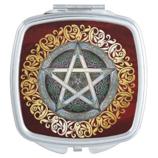 Magic Compact Mirrors