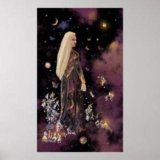 Magic Crystal, large! Poster