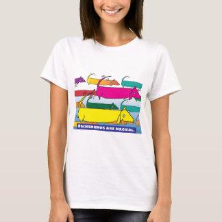 Magic Dachshunds T-Shirt