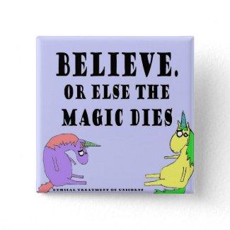 Magic Dies
