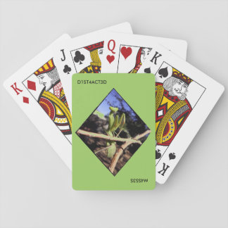 Magic Distraction Playing Cards