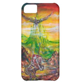 MAGIC DUEL BETWEEN BRADAMANT AND NEGROMANCER iPhone 5C CASE