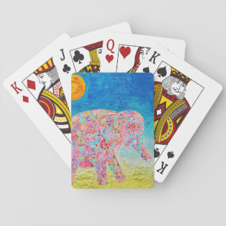 Magic elephant - Magic Playing cards