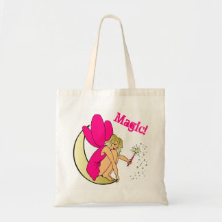 MAGIC FAERIE MOON TOTE BAG
