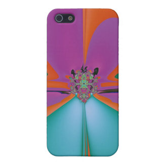 Magic Flower iPhone 5 Case
