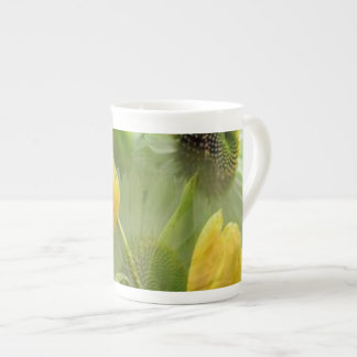 Magic Flower Pair Tea Cup