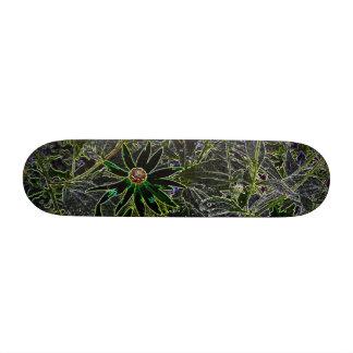 Magic Flower Skateboard