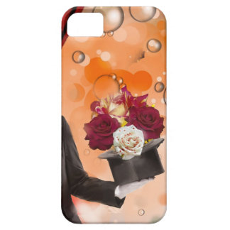 Magic flowers for a very special person. iPhone 5 case