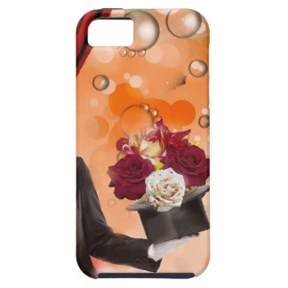 Magic flowers for a very special person. iPhone 5 covers
