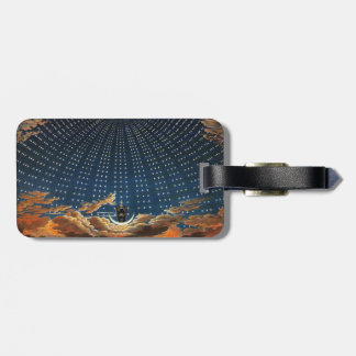 Magic Flute Opera Luggage Tag