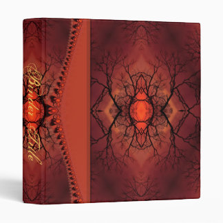 Magic Forest Butterfly Binder