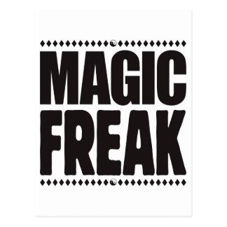 Magic Freak Postcard