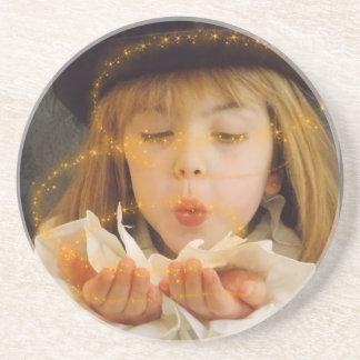 Magic Garden Coaster