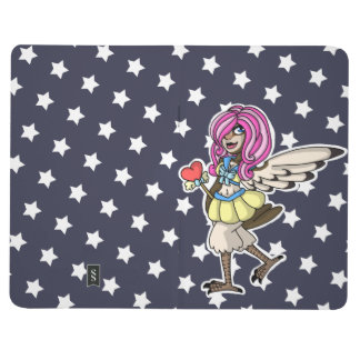 Magic Girl Harpy (Journal) Journal