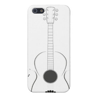 Magic Guitar Case For iPhone 5/5S