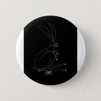 magic hare 2 inch round button