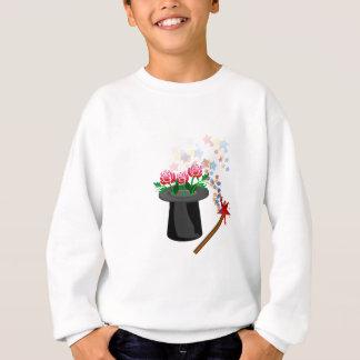 magic hat and pen sweatshirt