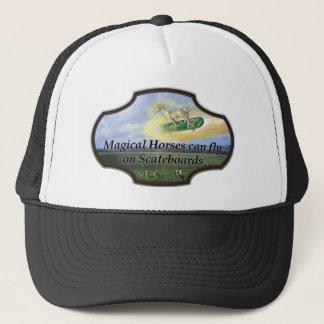 Magic Horse Trucker Hat