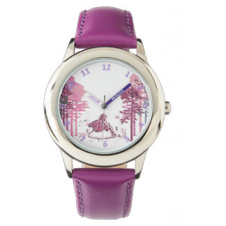 Magic Hour Fairy Forest Wristwatches
