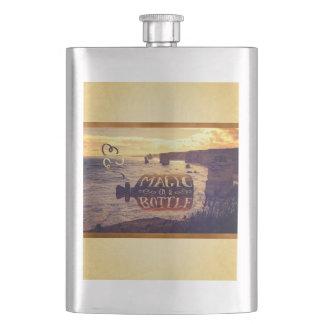 Magic in a Bottle Twelve Apostles Great Ocean Road Flask