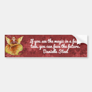 Magic in Fairytales Bumper Sticker