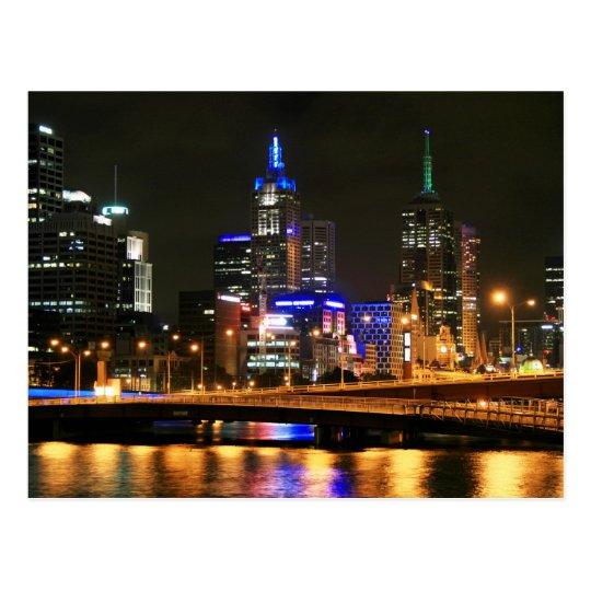 Magic in Melbourne Postcard