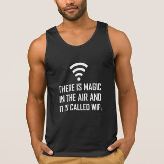 Magic In The Air Is Wifi