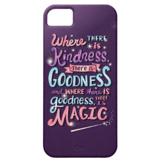 Magic iPhone 5 Cover