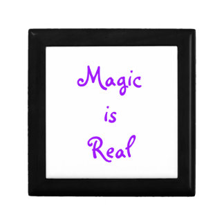 Magic is Real-gift box Jewelry Box