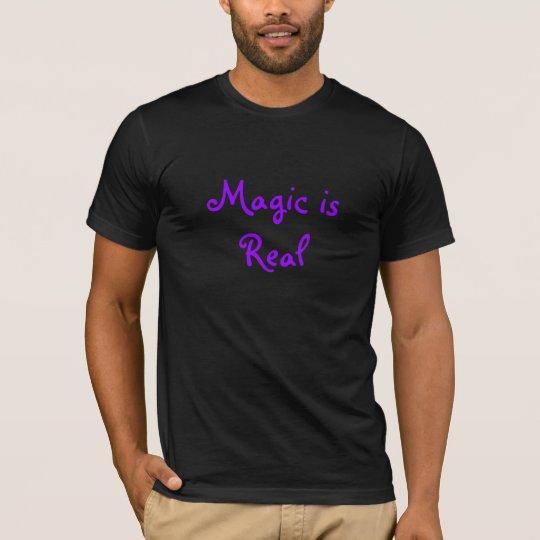 Magic is Real-t-shirt T-Shirt