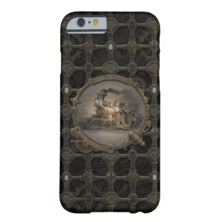 Magic Lantern - Steampunk Style Frame. Barely There iPhone 6 Case