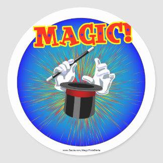 Magic - Large Sticker