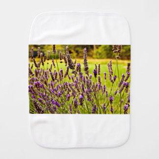 Magic Lavender Burp Cloth