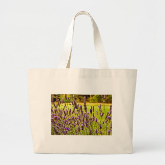 Magic Lavender Large Tote Bag