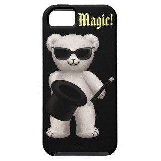 Magic Magician Teddy Bear Case For The iPhone 5