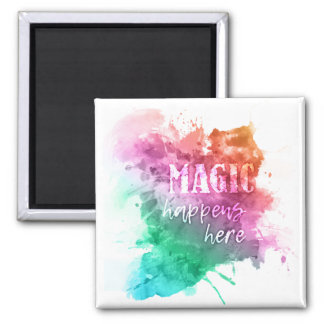 """Magic"" magnets"