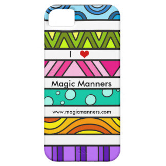 Magic Manners iPhone Case