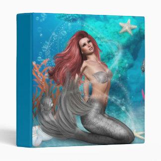 Magic Mermaid Binder