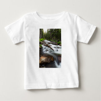 Magic Mountain Stream Baby T-Shirt