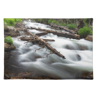 Magic Mountain Stream Placemat