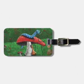 Magic Mushroom Bag Tag
